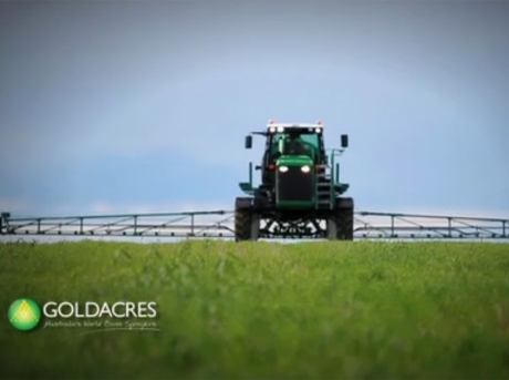 Goldacers - Crop Crusher